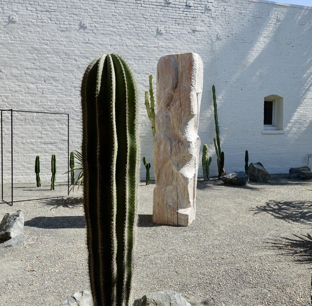 shopping Style + Design Travel Trends Trip Ideas sky outdoor ground sculpture monument monolith cactus memorial statue flower ancient history sand plant landscape tree stone