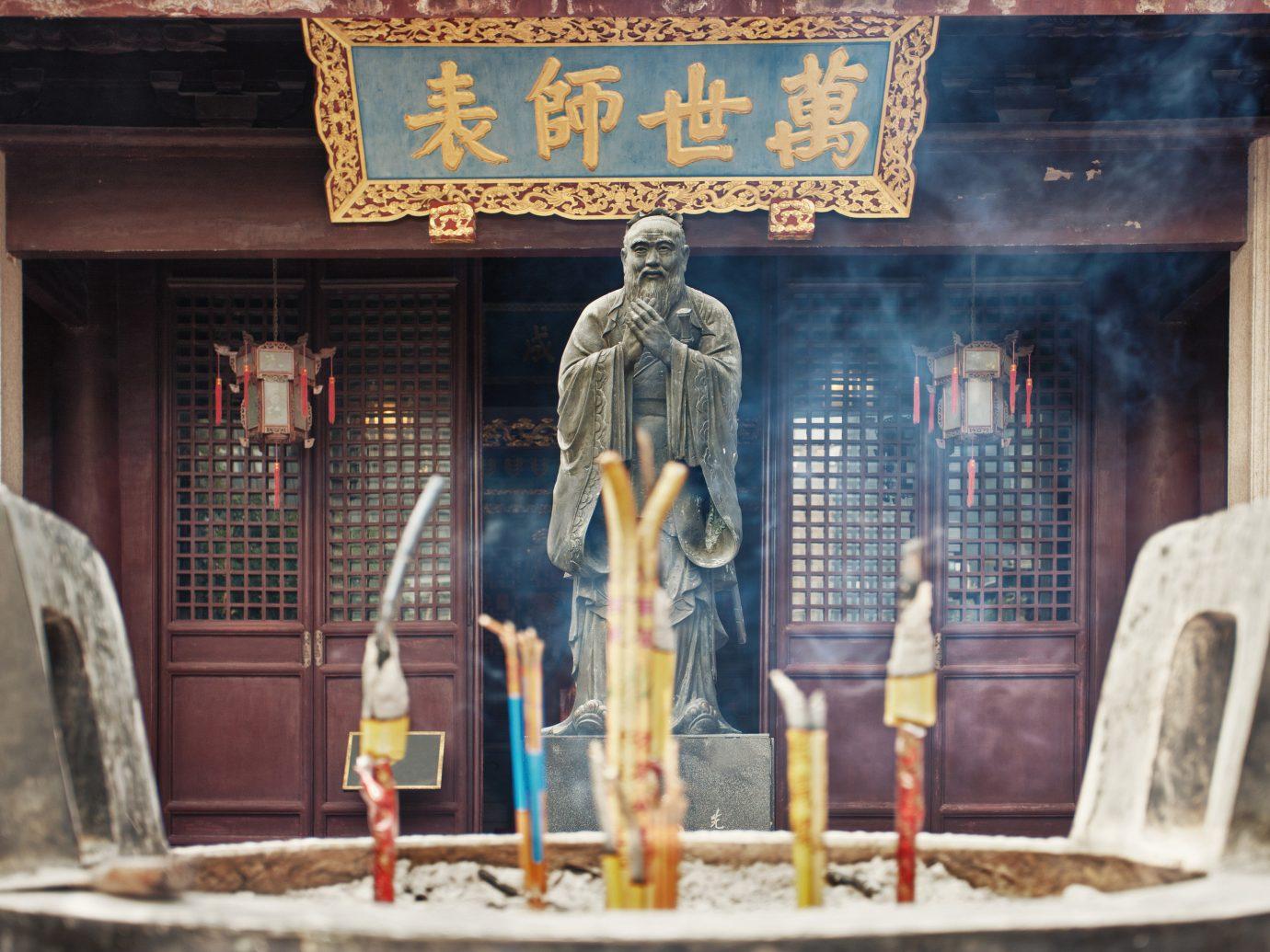 China china rose Shanghai Travel Tips Trip Ideas temple window display window
