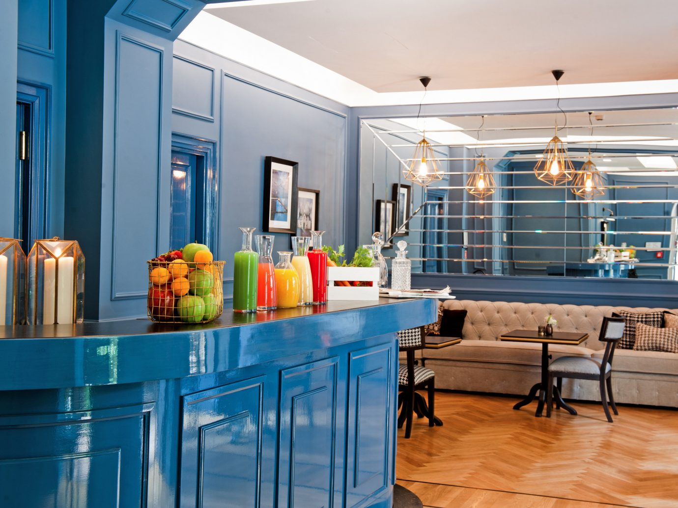 Boutique Hotels Hotels indoor floor room Kitchen interior design home apartment real estate dining room table interior designer