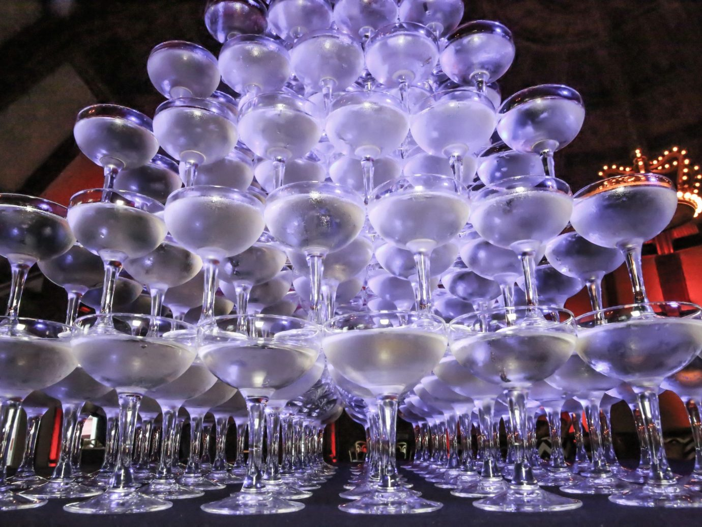 Trip Ideas glasses wine glass centrepiece lighting container chandelier christmas lights flower empty several