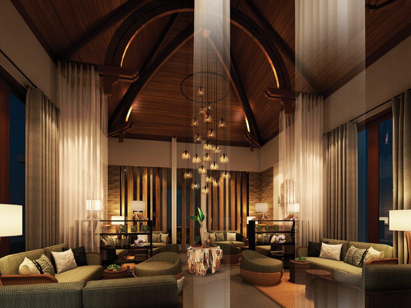 Trip Ideas indoor room floor window Living ceiling property living room estate hotel Lobby interior design home furniture lighting Suite Design condominium mansion decorated area