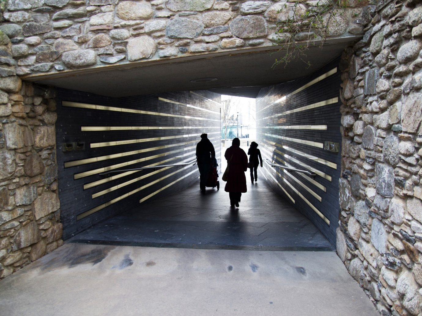 Trip Ideas building stone outdoor ground wall tunnel subway infrastructure alley concrete cement