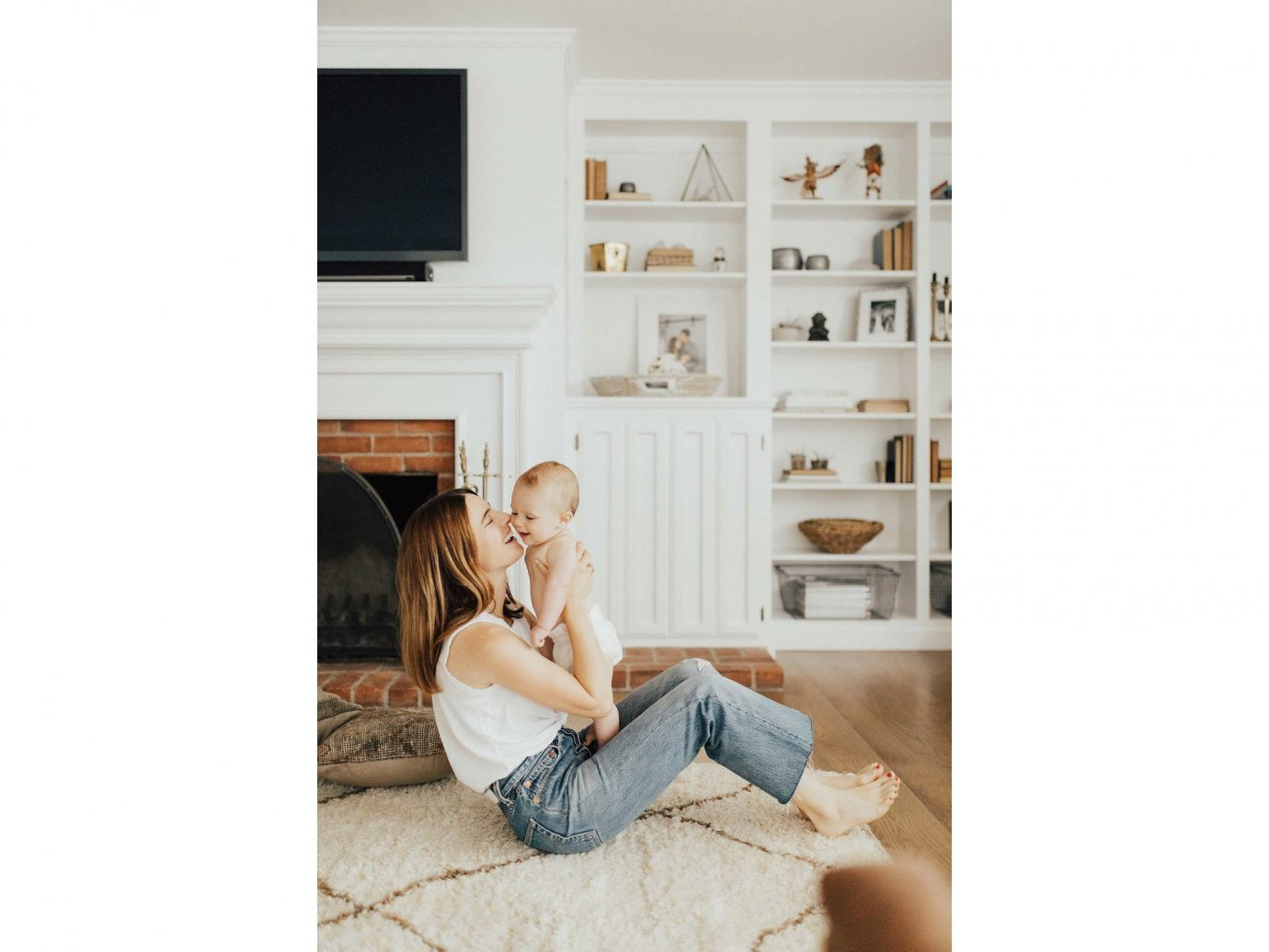 Influencers + Tastemakers photograph furniture photography photo shoot floor flooring wood couch