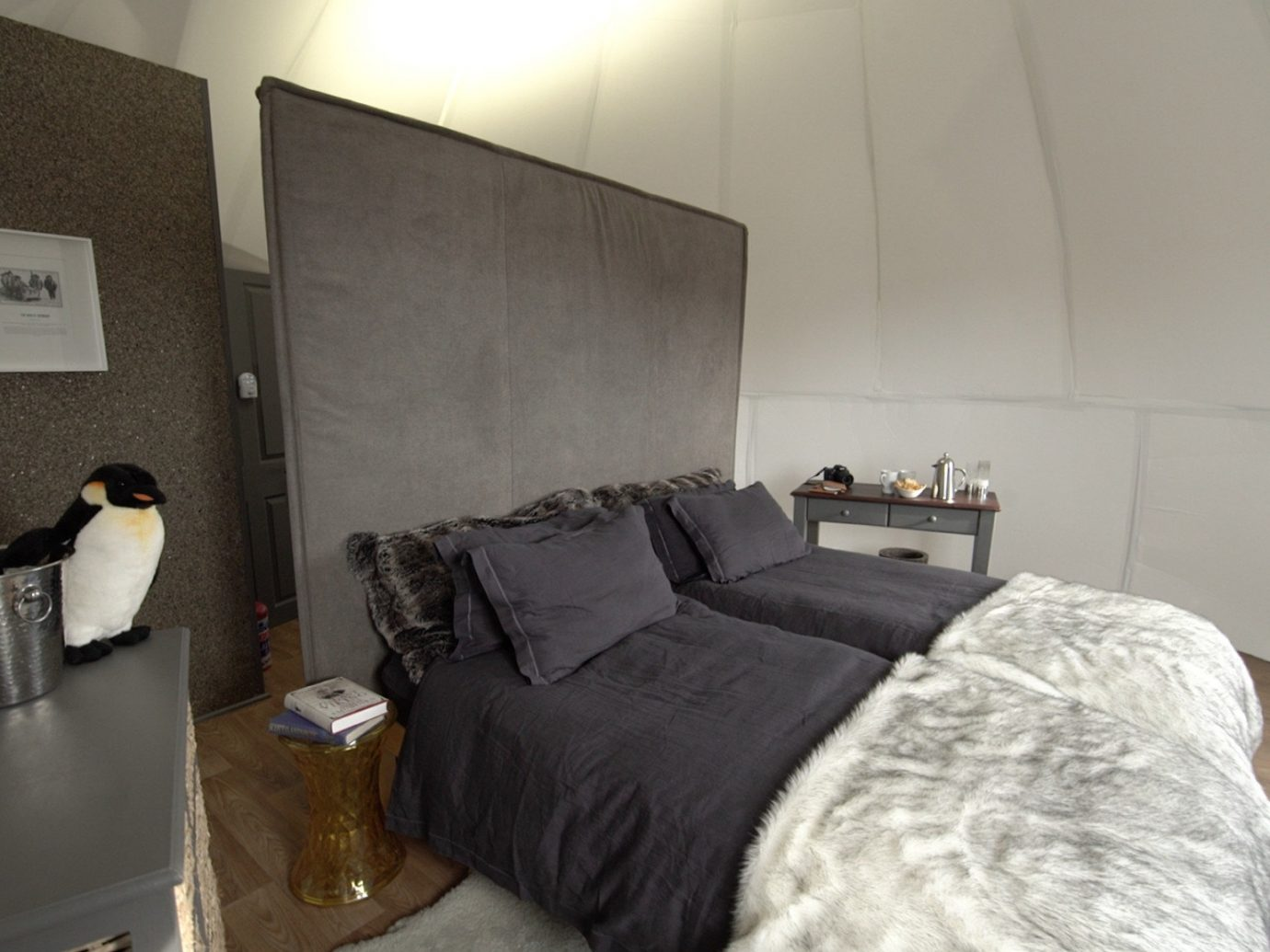 Luxury Travel Trip Ideas indoor wall room property Bedroom interior design home floor bed frame loft ceiling house furniture