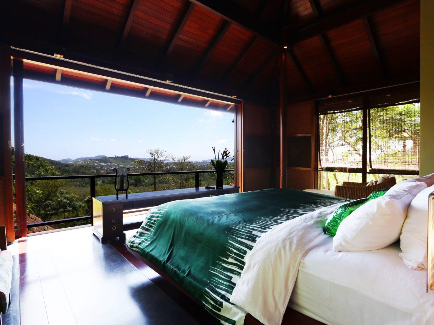 Hotels bed window indoor room sofa Bedroom property hotel ceiling pillow real estate house interior design estate home Modern furniture
