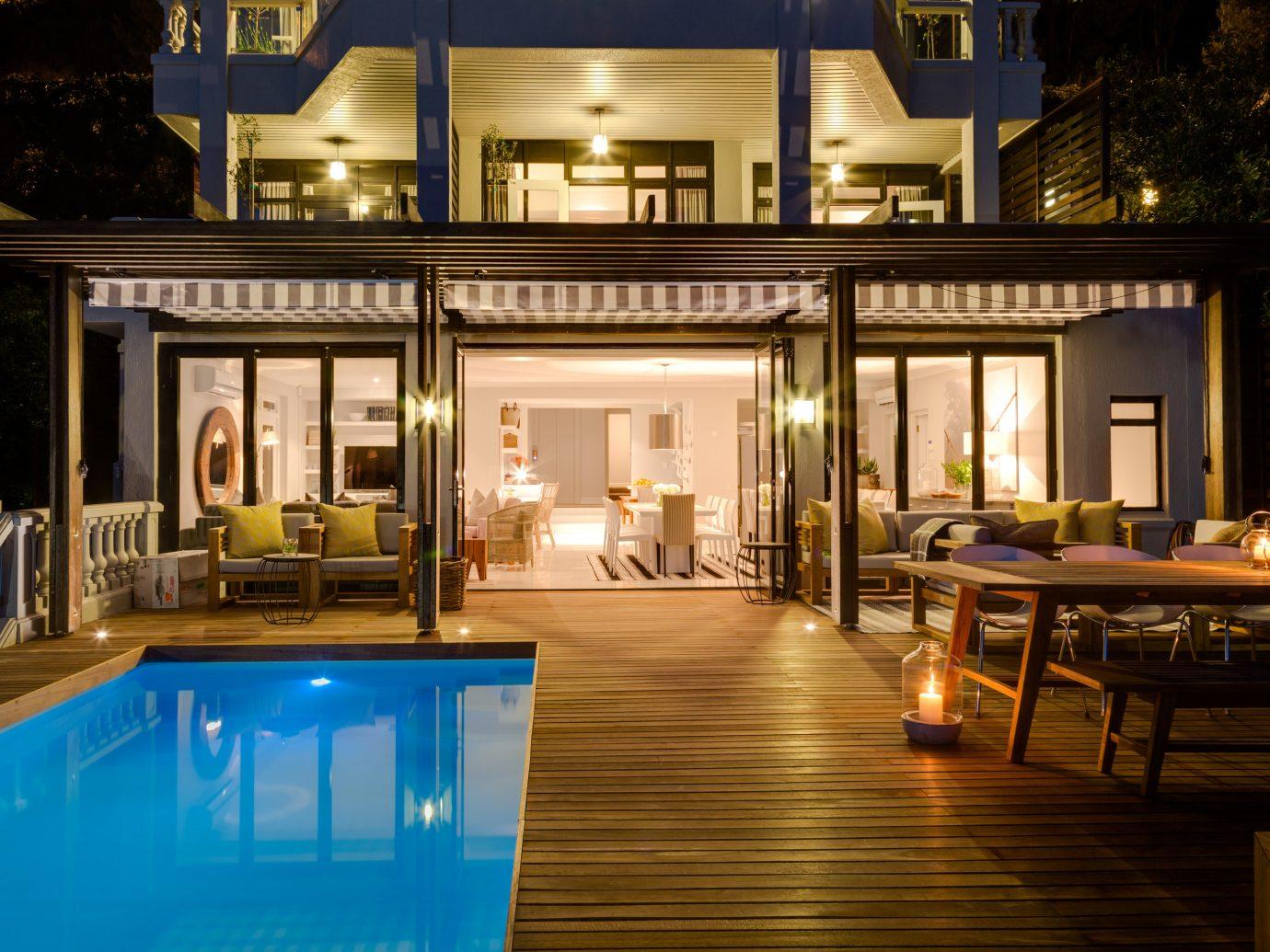 Hotels floor indoor property estate window building Resort home mansion swimming pool lighting interior design Villa Lobby