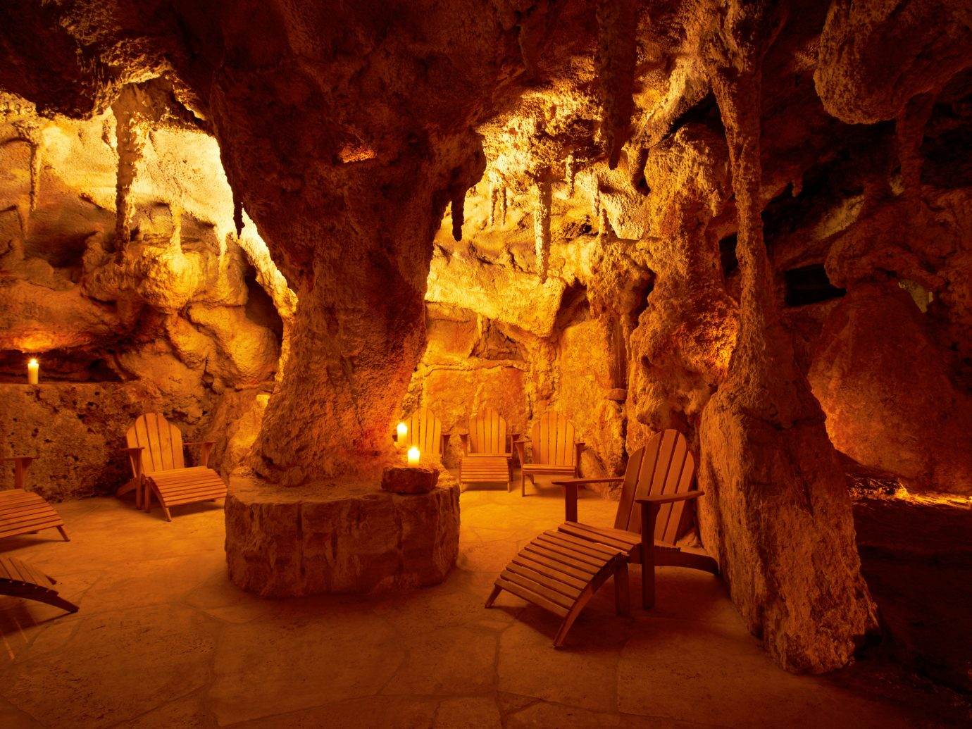All-Inclusive Resorts Hotels Nature geographical feature landform cave indoor stalagmite formation stone