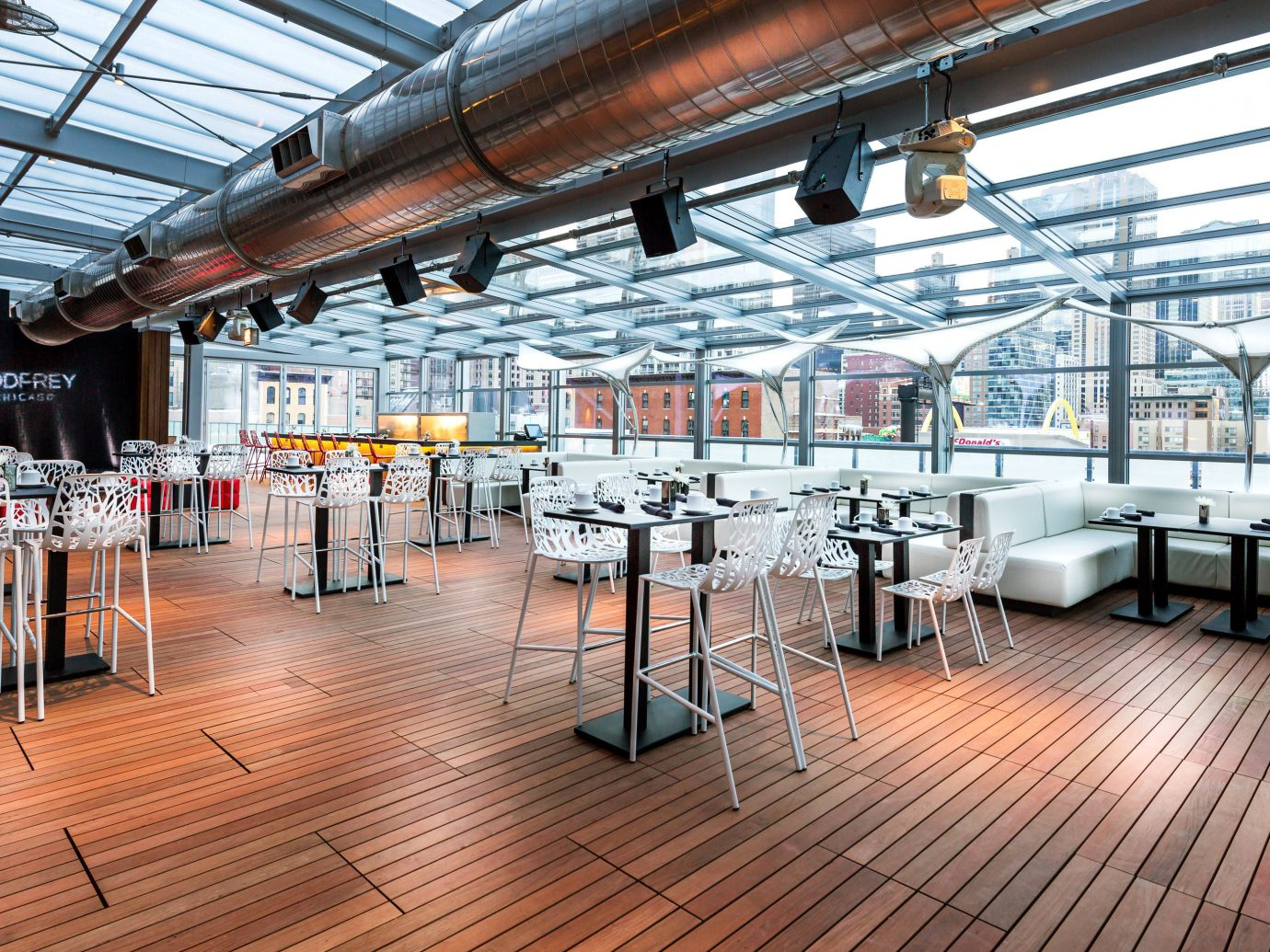 Balcony Boutique Dining Drink Eat Hip Hotels Modern Patio Rooftop Terrace Trip Ideas indoor floor building ceiling wood interior design outdoor structure area