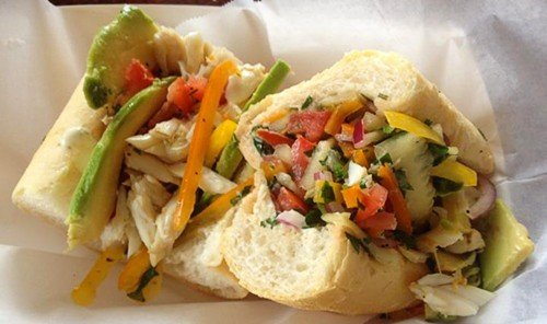 Food + Drink food dish taco salad tostada cuisine meal snack food produce vegetarian food breakfast