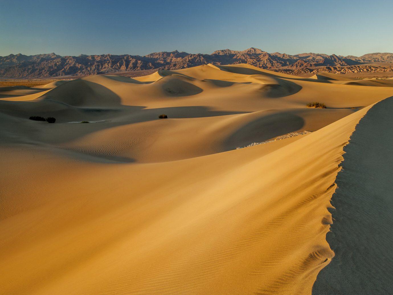 Natural wonders Scenic views Trip Ideas sky Nature habitat erg geographical feature natural environment outdoor landform aeolian landform Desert landscape sand dune