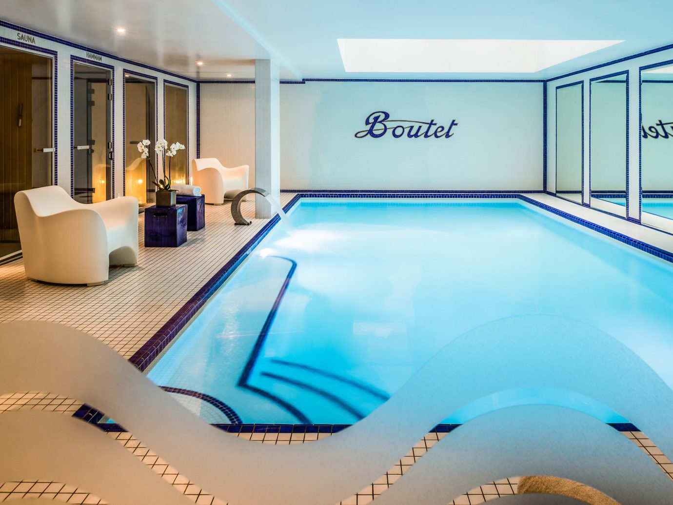 Boutique Hotels Hotels indoor swimming pool property leisure leisure centre real estate floor interior design amenity hotel flooring apartment