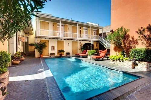 ground building swimming pool property condominium Villa Resort leisure home Pool backyard hacienda mansion