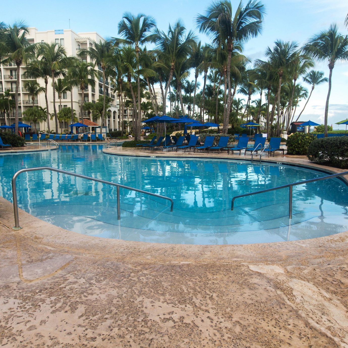tree sky ground swimming pool property Resort Pool resort town blue backyard Villa Water park swimming