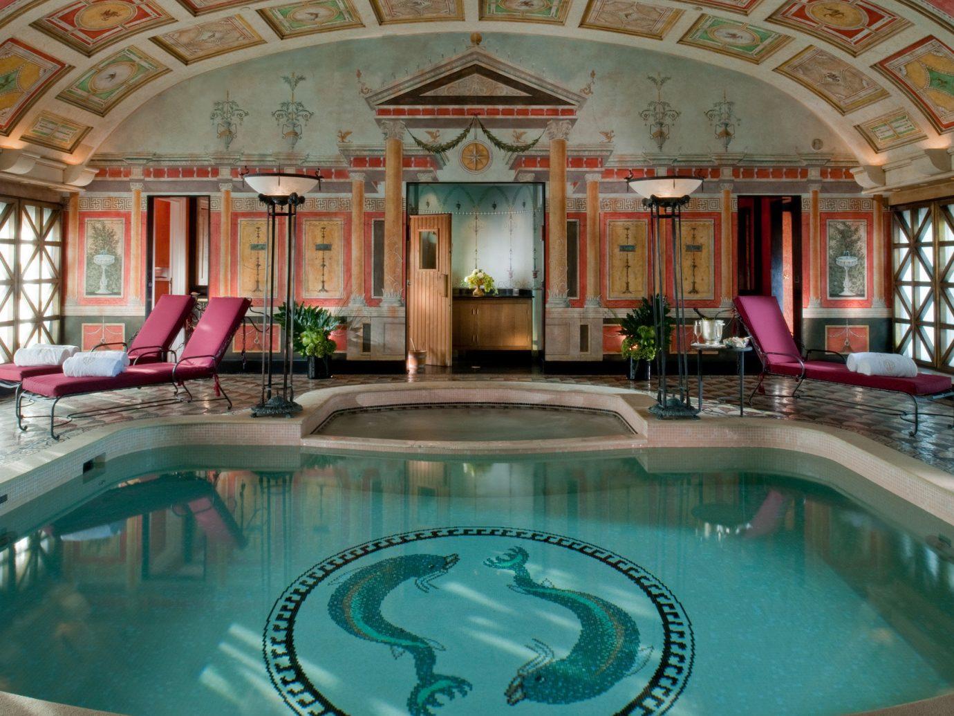 Trip Ideas indoor swimming pool property estate building mansion Resort palace Villa real estate several