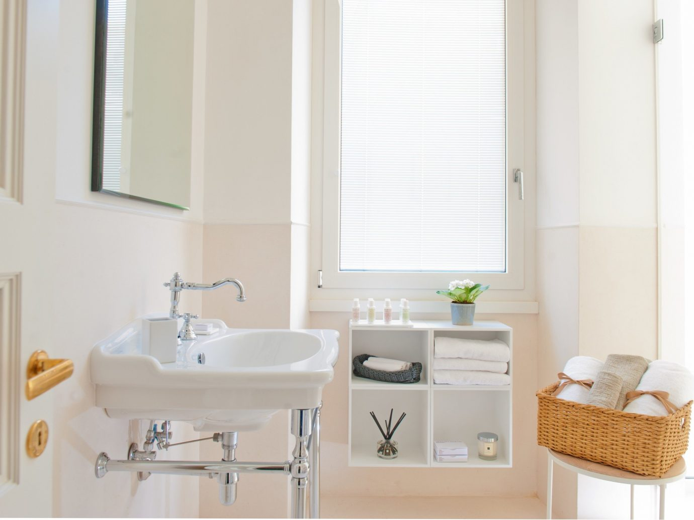 Boutique Hotels Hotels wall indoor bathroom window room tap bathroom accessory sink interior design product plumbing fixture home product design bathroom sink bathroom cabinet ceramic toilet seat containing