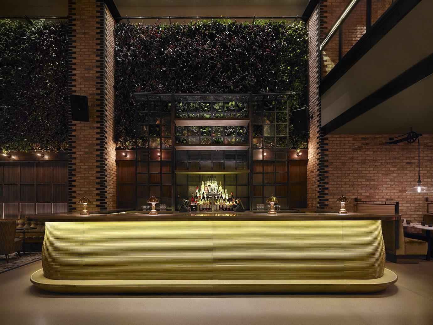 Food + Drink Lobby light interior design lighting estate Design