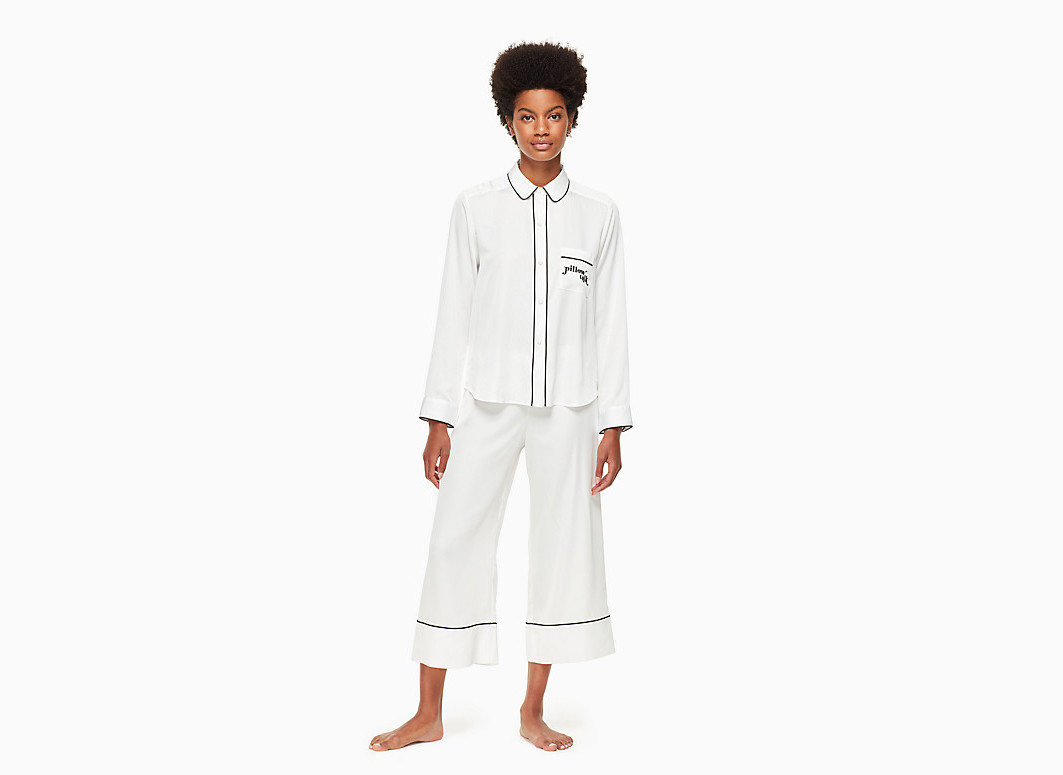 Style + Design Travel Shop clothing white sleeve standing outerwear white coat costume professional pajamas joint neck nightwear