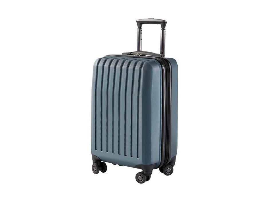 Packing Tips Travel Shop Travel Tech Travel Tips luggage suitcase product hand luggage product design luggage & bags case electric blue baggage kitchen appliance