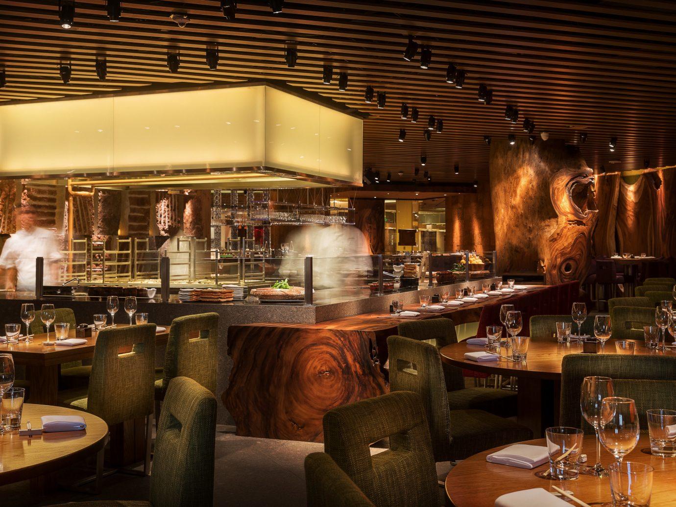 Food + Drink indoor table window restaurant meal Bar interior design café estate cuisine area