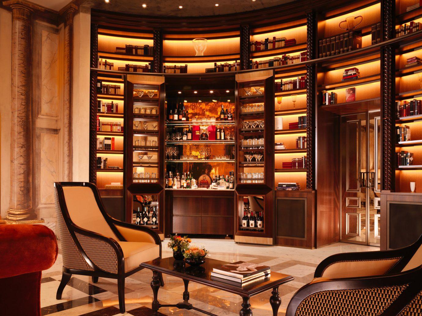 Boutique Hotels Hotels indoor chair room floor Living ceiling interior design furniture Lobby café area restaurant