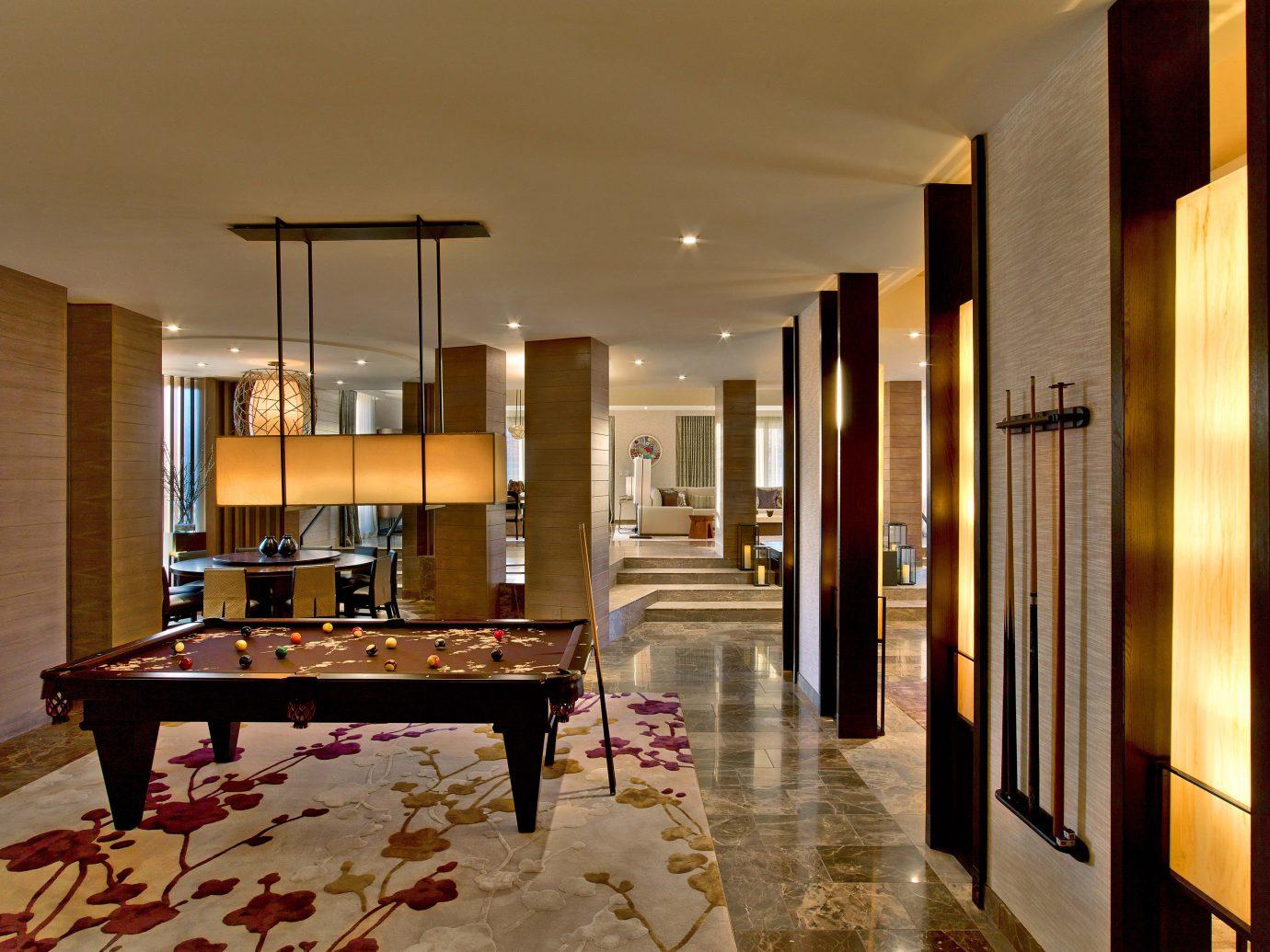 The Nobu Villa suite at the Nobu Hotel in Las Vegas
