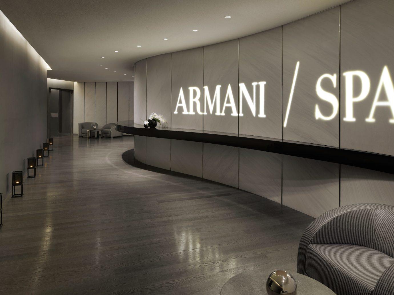 City Dubai Hotels Luxury Travel Middle East Modern Spa indoor floor ceiling wall room interior design Design furniture