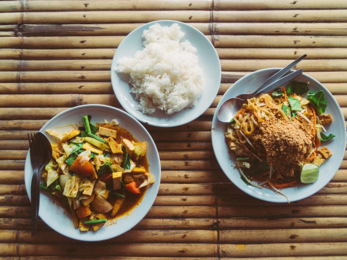 Jetsetter Guides food plate table dish meal cuisine produce slice breakfast lunch coconut asian food vegetarian food bread sliced