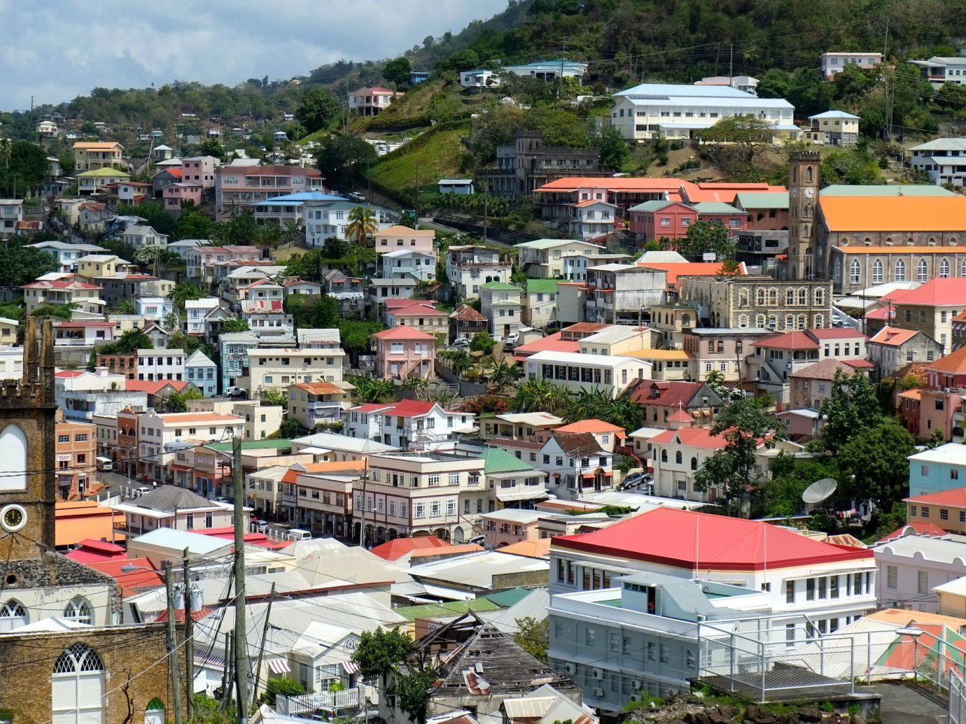Trip Ideas building outdoor metropolitan area Town residential area geographical feature neighbourhood City bird's eye view cityscape human settlement aerial photography urban area suburb mountain Downtown metropolis Harbor Village skyline town square