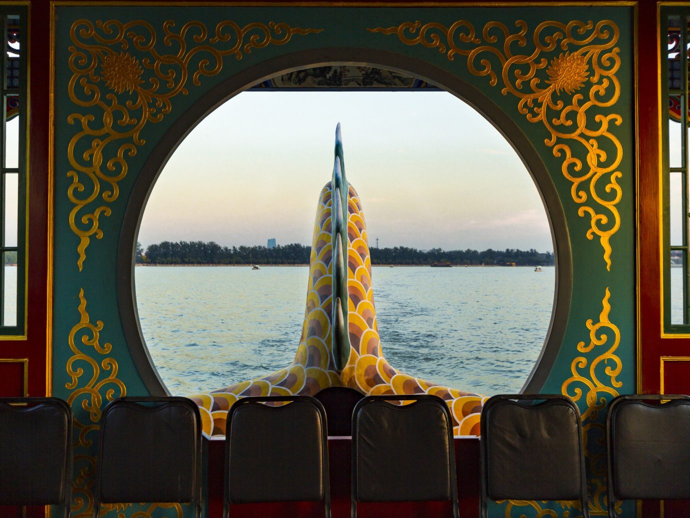 Trip Ideas water color outdoor yellow window arch interior design glass