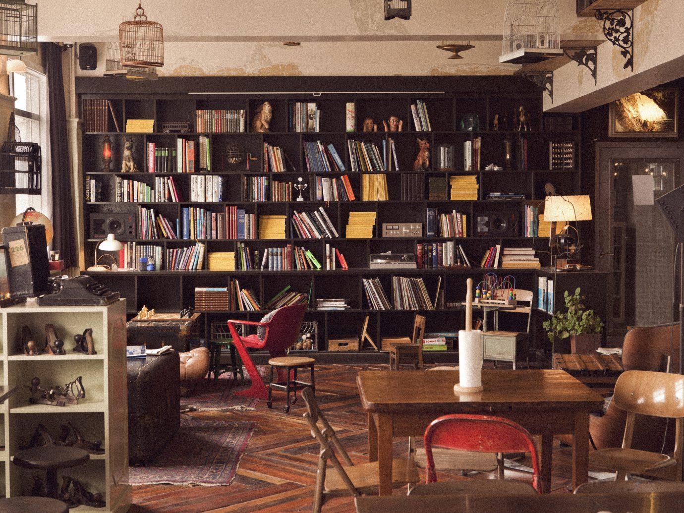 Iceland Trip Ideas indoor chair shelf room Living interior design Boutique furniture Design living room
