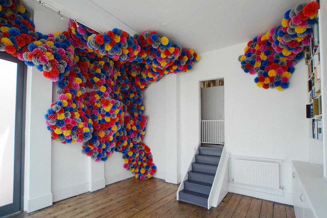 Offbeat Trip Ideas wall indoor floor interior design textile house art white pattern window