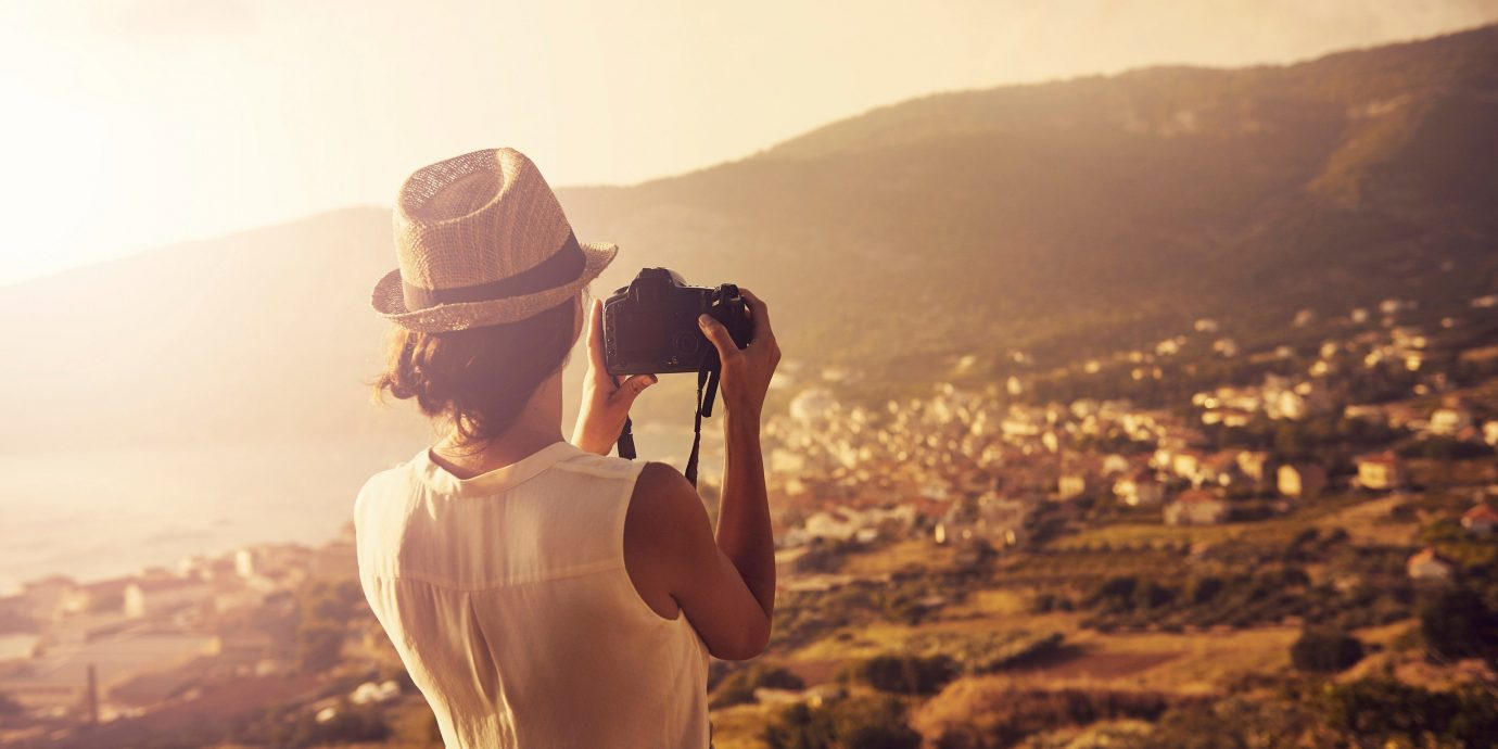 Travel Tips sky outdoor person photograph mountain image photography morning Romance sunlight emotion interaction love distance