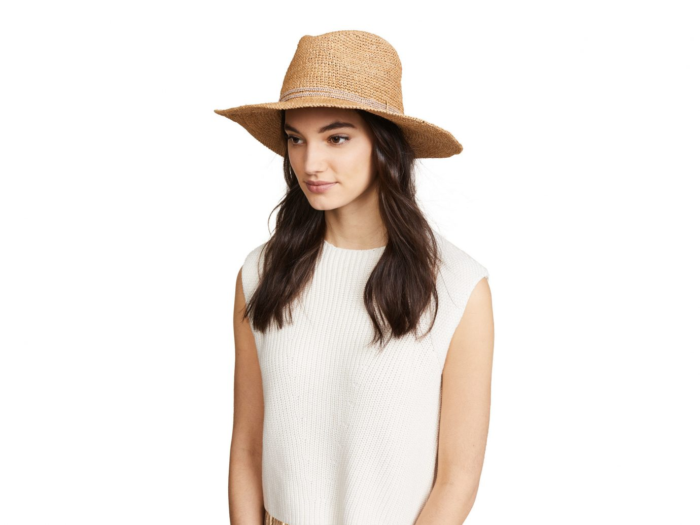 Morocco Packing Tips Style + Design Travel Shop clothing person hat wearing headgear fedora sun hat fashion model neck posing dressed