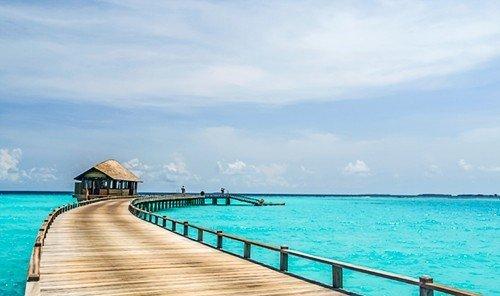 Trip Ideas water sky outdoor pier swimming pool leisure Ocean Sea vacation caribbean bay Beach Lagoon Resort blue shore