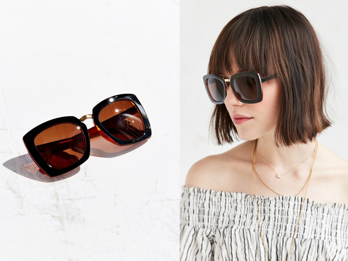 Style + Design person eyewear sunglasses spectacles glasses hair vision care outdoor brown woman accessory hairstyle fashion accessory goggles brown hair organ long hair moustache eye