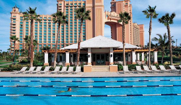 sky Resort swimming pool leisure condominium palm tree building water arecales recreation resort town mansion