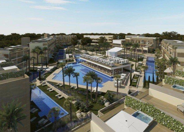 sky property condominium marina plaza Resort residential area dock urban design stadium convention center