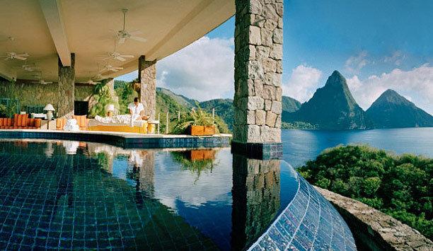 property leisure sky mountain swimming pool water Resort condominium surrounded