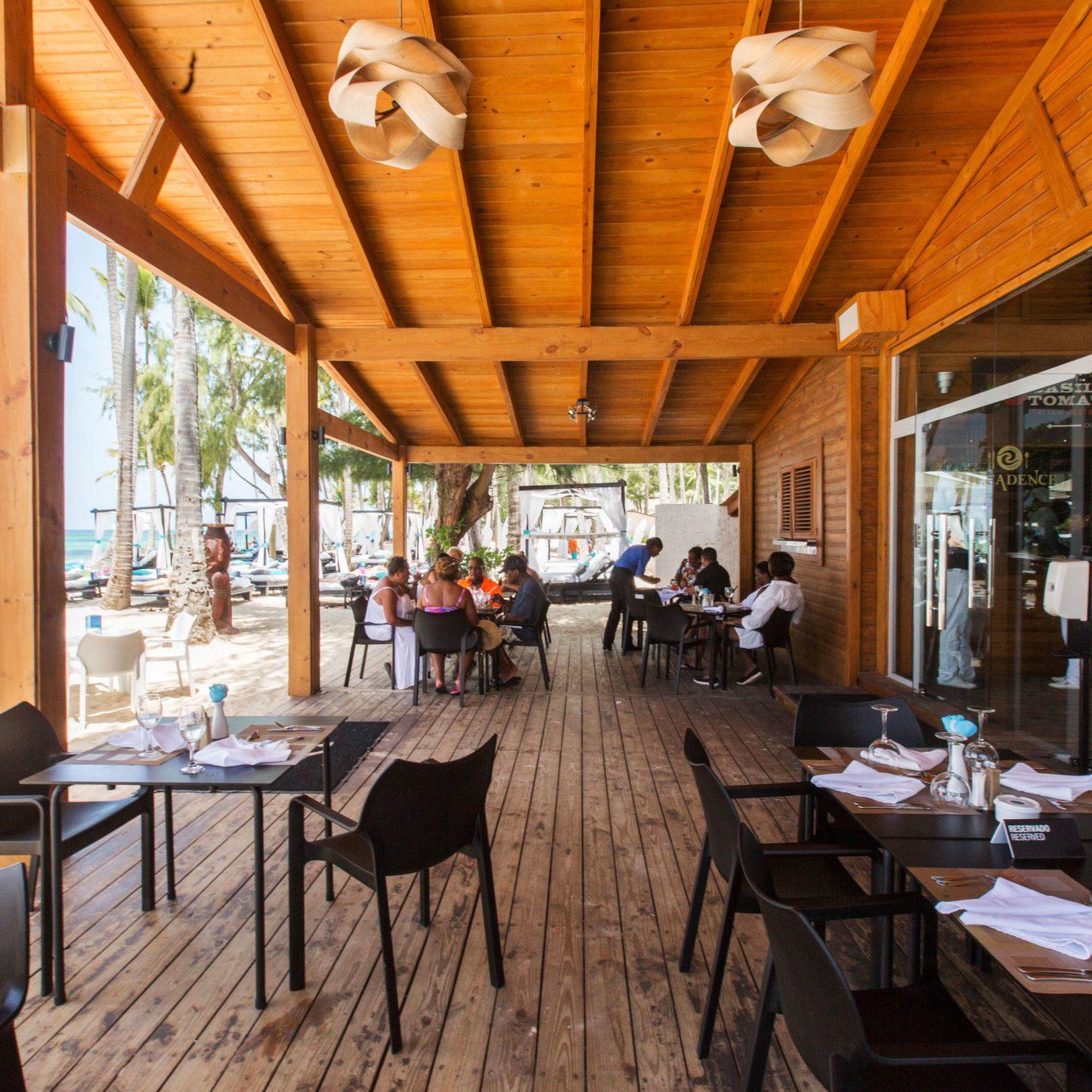 leisure Resort restaurant home