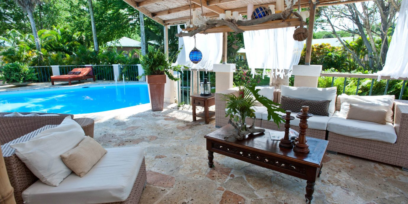 property Villa Resort swimming pool cottage home backyard hacienda living room mansion farmhouse eco hotel