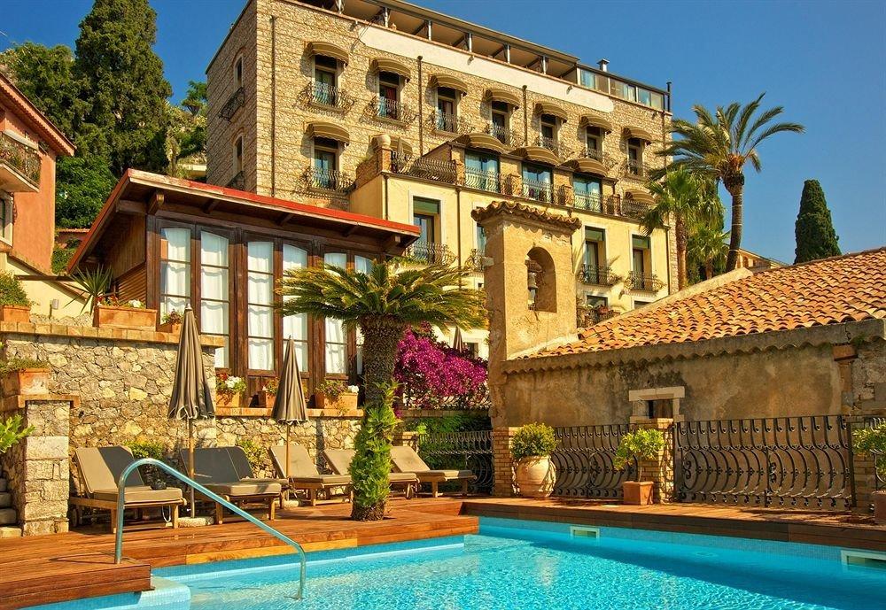 building sky property house Villa Resort home mansion condominium swimming pool palace