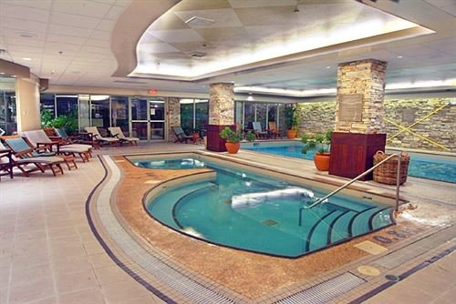 swimming pool property leisure building Resort leisure centre mansion recreation room Villa Water park