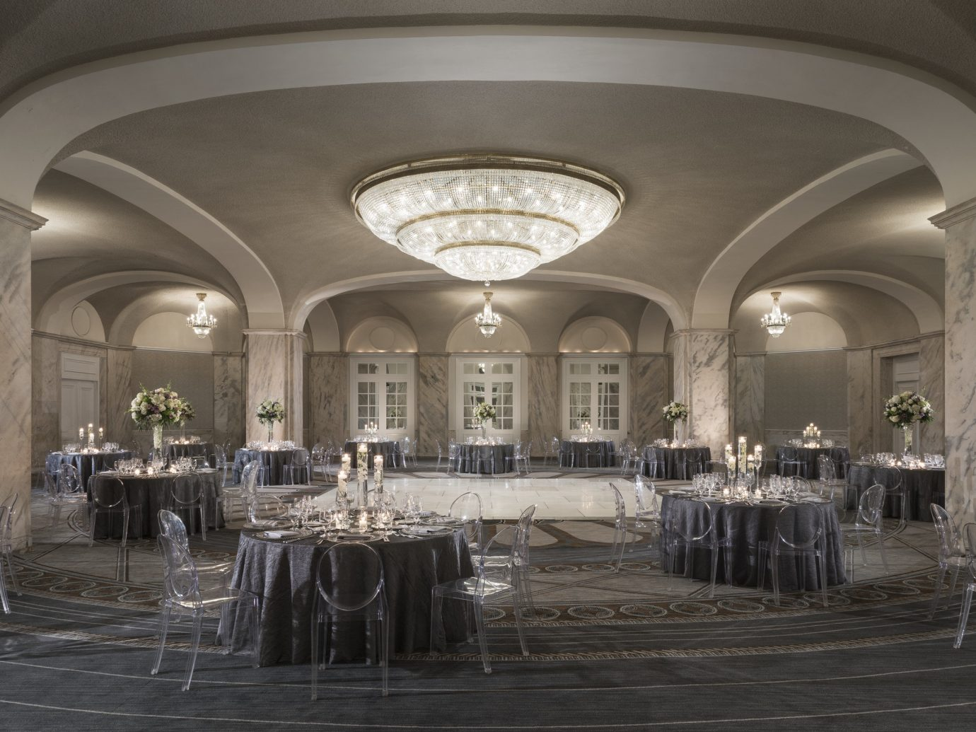 Boutique Hotels Hotels Philadelphia indoor function hall interior design ceiling aisle chapel arch ballroom place of worship furniture several