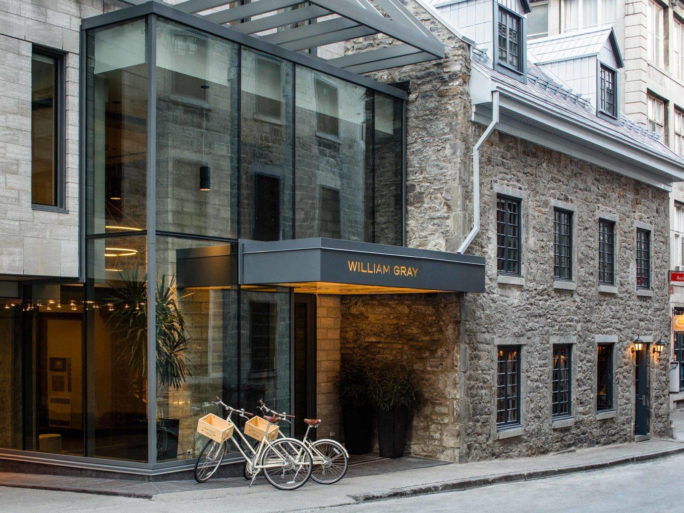 Canada Hotels Montreal Trip Ideas building Architecture City neighbourhood mixed use metropolitan area facade Downtown street window house apartment condominium