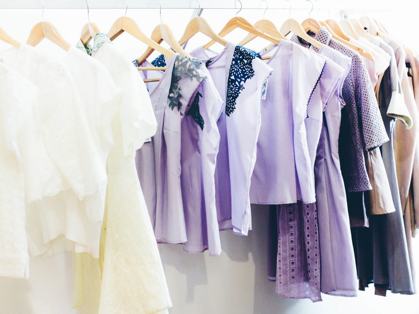 Trip Ideas clothing room dress outerwear gown towel spring cloth rack clothes textile several