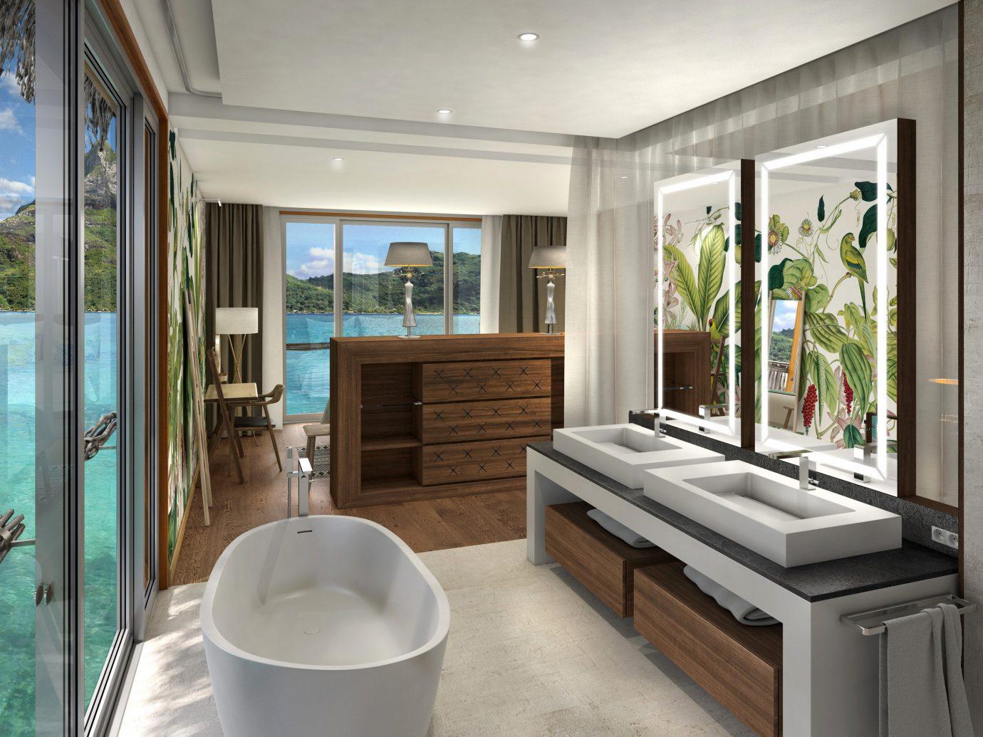 Hotels window indoor property ceiling interior design real estate estate bathroom porch penthouse apartment tub bathtub Bath