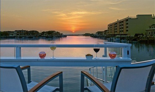 Jetsetter Guides sky water outdoor vacation swimming pool Resort marina vehicle dock bay overlooking shore