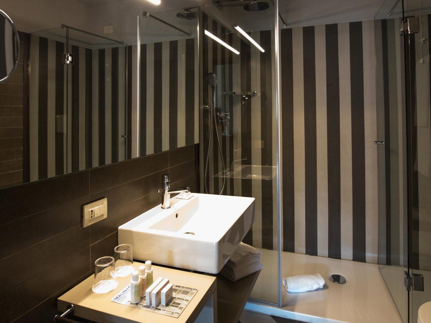Hotels Italy Milan room interior design Architecture bathroom flooring public toilet interior designer