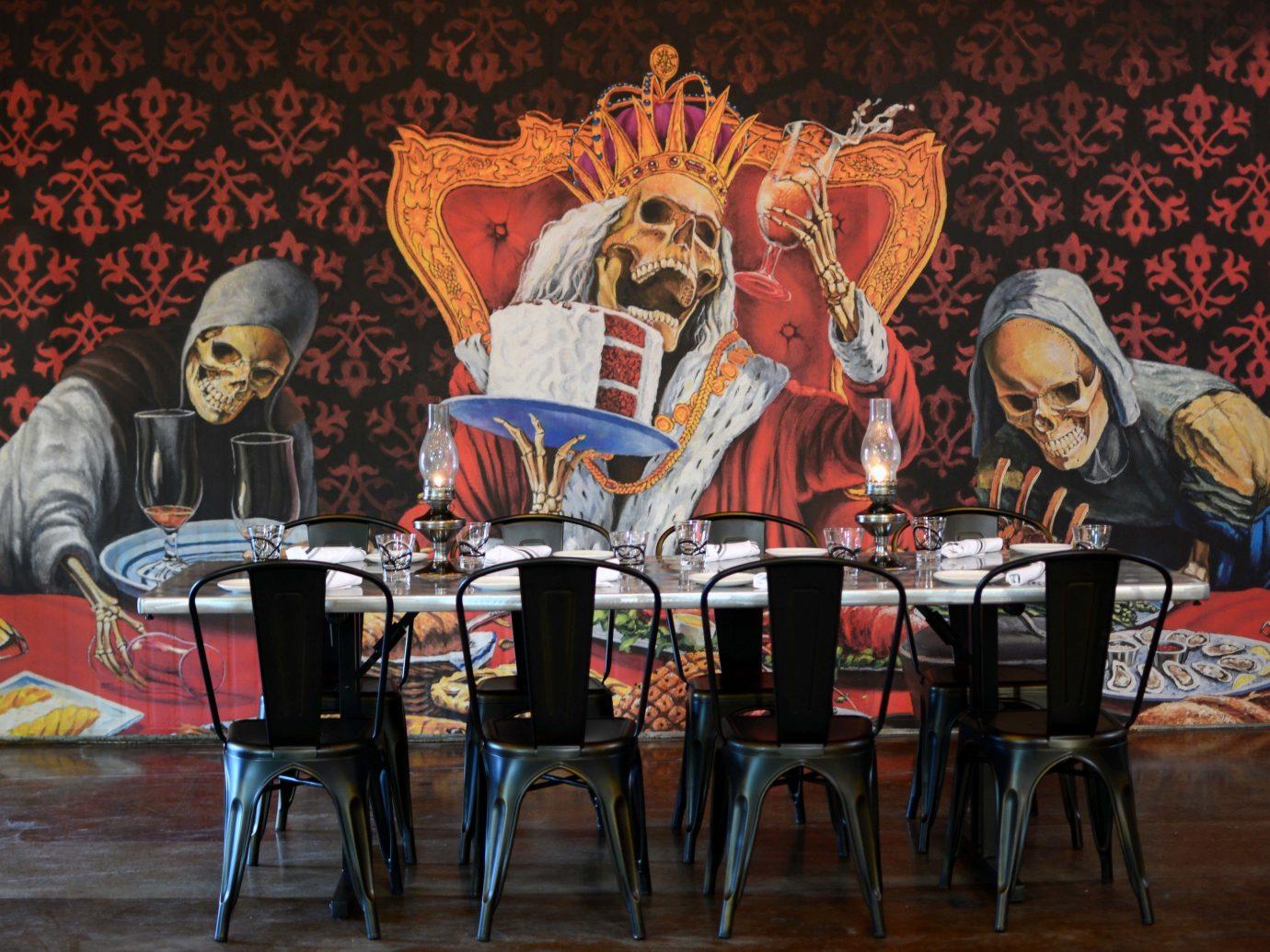 Jetsetter Guides art painting modern art mural performance