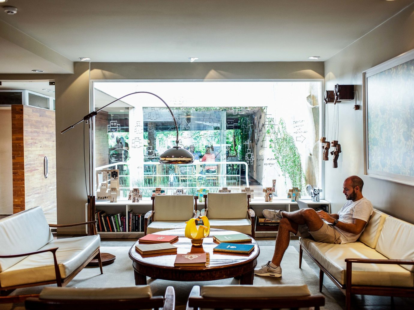 Boutique Hotels Luxury Travel indoor ceiling table floor Living room wall living room interior design furniture dining room window restaurant Lobby area